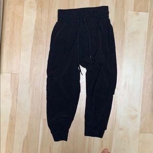Stretchy Black Zella joggers